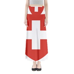 Coat Of Arms Of Switzerland Maxi Skirts