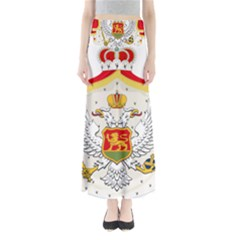 Coat Of Arms Of Kingdom Of Montenegro, 1910 1918 Maxi Skirts