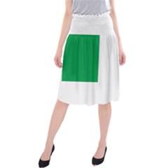 Newfoundland Tricolour Midi Beach Skirt