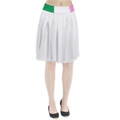 Newfoundland Tricolour Pleated Skirt