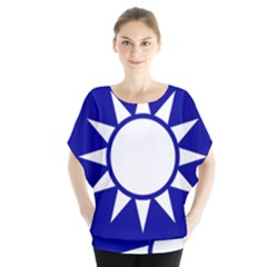 Taiwan National Emblem  Blouse