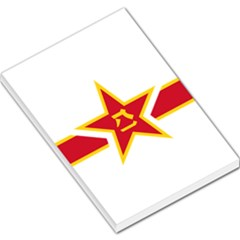 Roundel Of The People s Liberation Army Air Force Large Memo Pads