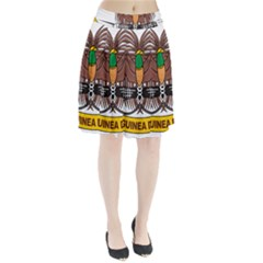 Papua New Guinea Defence Force Emblem Pleated Skirt