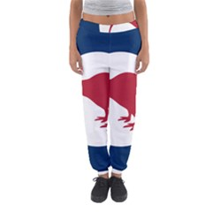 Roundel Of New Zealand Air Force Women s Jogger Sweatpants