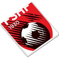 Crest Of The Albanian National Football Team Small Memo Pads