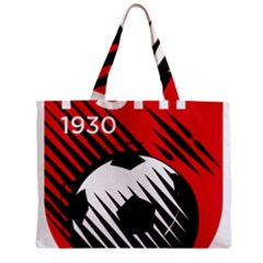 Crest Of The Albanian National Football Team Zipper Mini Tote Bag