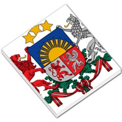 Coat Of Arms Of Latvia Small Memo Pads