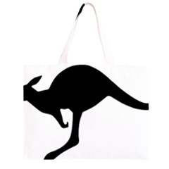 Roundel Of Australian Army Aviation Zipper Large Tote Bag