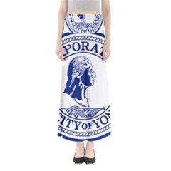 Seal Of Yonkers, New York  Maxi Skirts