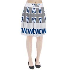 Luftwaffe Pleated Skirt