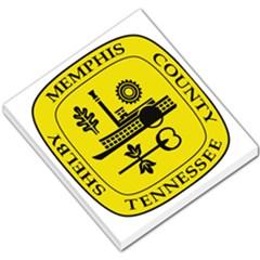 Seal Of Memphis  Small Memo Pads
