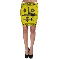 Seal Of Memphis  Bodycon Skirt