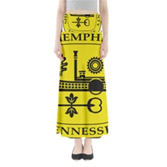 Seal Of Memphis  Maxi Skirts