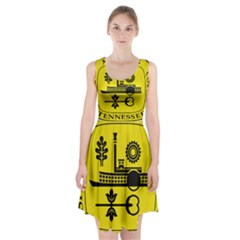 Seal Of Memphis  Racerback Midi Dress