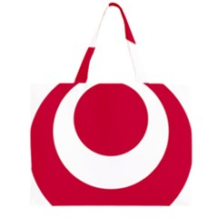 Emblem Of Okinawa Prefecture Large Tote Bag