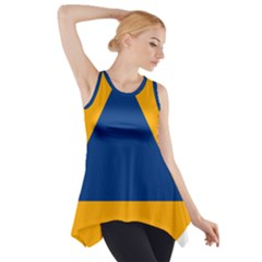 International Sign Of Civil Defense Roundel Side Drop Tank Tunic