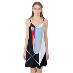 Colorful abstraction Camis Nightgown