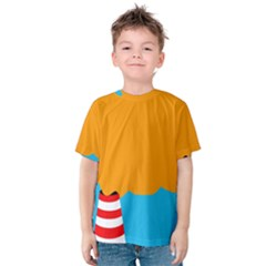 Chimney Kid s Cotton Tee