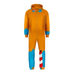 Chimney Hooded Jumpsuit (Kids)