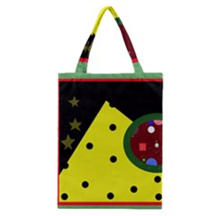 Abstract design Classic Tote Bag