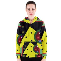 Abstract design Women s Zipper Hoodie