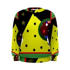 Abstract design Women s Sweatshirt