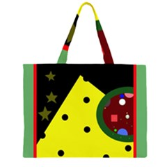Abstract design Large Tote Bag