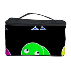 Colorful birds Cosmetic Storage Case
