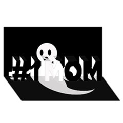 Ghost #1 MOM 3D Greeting Cards (8x4)