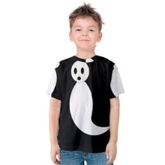Ghost Kid s Cotton Tee