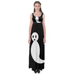 Ghost Empire Waist Maxi Dress