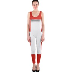 National Flag Of Switzerland OnePiece Catsuit