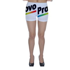 Flag Of Provo  Skinny Shorts