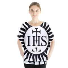 Society Of Jesus Logo (jesuits) Blouse