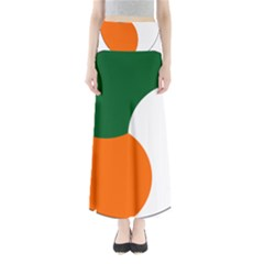Irish Air Corps Roundel Maxi Skirts