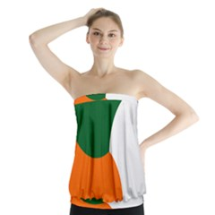 Irish Air Corps Roundel Strapless Top