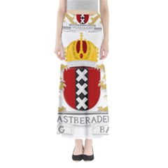 Amsterdam Coat Of Arms  Maxi Skirts