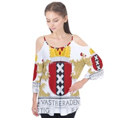Amsterdam Coat Of Arms  Flutter Tees