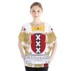 Amsterdam Coat Of Arms  Blouse