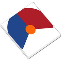 Roundel Of The Royal Netherlands Air Force Small Memo Pads