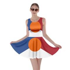 Roundel Of The Royal Netherlands Air Force Skater Dress