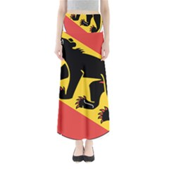 Coat Of Arms Of Bern Canton  Maxi Skirts