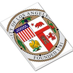 City Of Los Angeles Seal Large Memo Pads