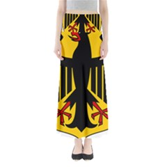 Coat Of Arms Of Germany Maxi Skirts