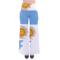Flag Map Of Argentina Pants