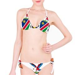 Coat Of Arms Of Namibia Bikini Set