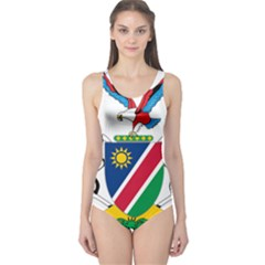 Coat Of Arms Of Namibia One Piece Swimsuit