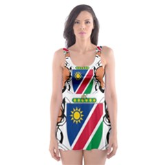 Coat Of Arms Of Namibia Skater Dress Swimsuit