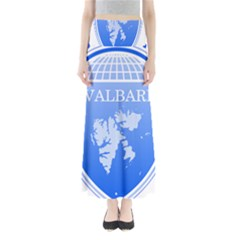 Coat Of Arms Of Svalbard Maxi Skirts