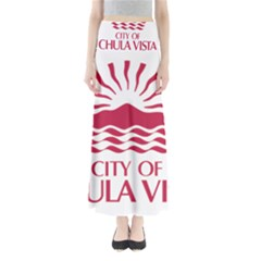 Seal Of Chula Vista Maxi Skirts
